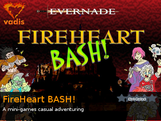 FireHeart BASH!, an indie Puzzle game for RPG Maker VX