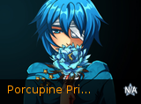 Porcupine Princess, an indie RPG game for RPG Maker VX Ace