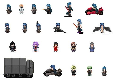 Taking Requests Sprites_galore