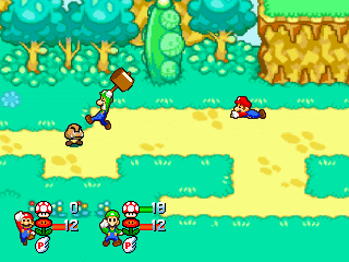 Demo]super mario rpg: the starlite worlds « fan games and programs.