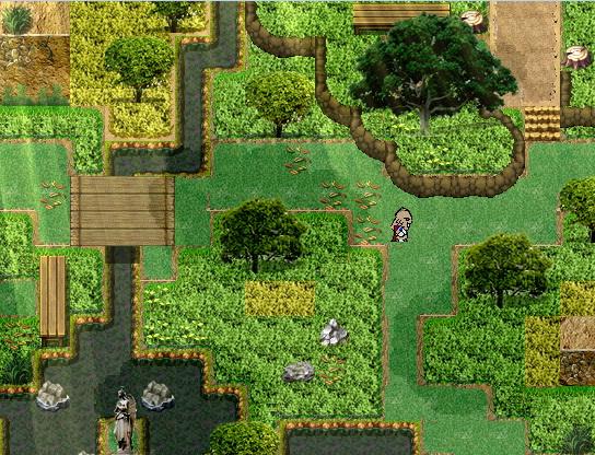 [VX] Emerald Chronicles, Castor Wars Ceccgarden