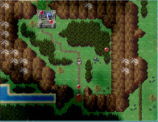 [VX] Emerald Chronicles, Castor Wars Cw6