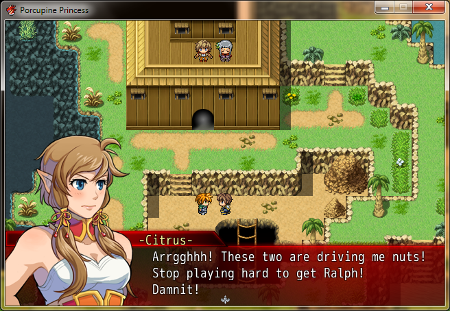 Porcupine princess images citrus stop it - Rpg maker vx ace lite tutorial ...