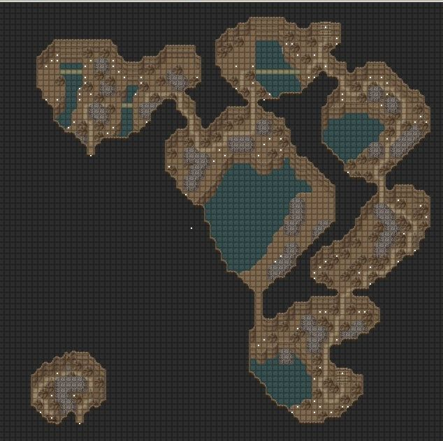 Maia 2K8 Images :: Preston Cave Map :: rpgmaker net
