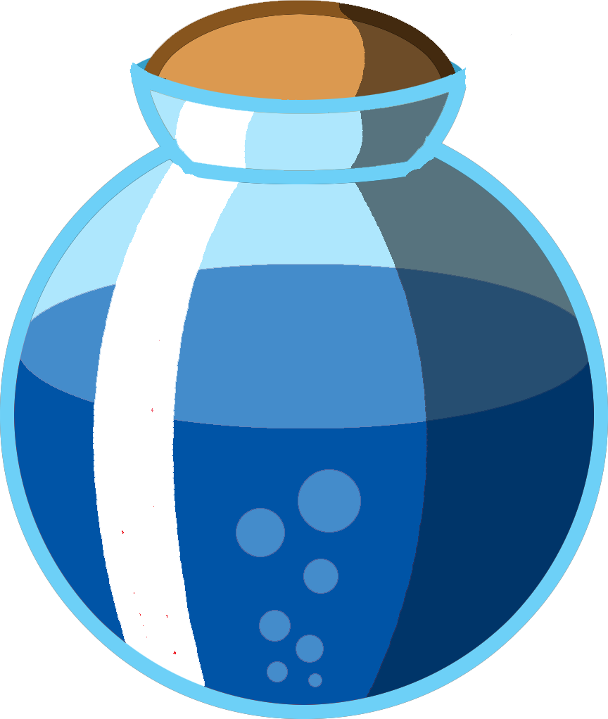 ... :: The game's current Mana Potion icon (my design) :: rpgmaker.net: rpgmaker.net/games/4468/images/31639