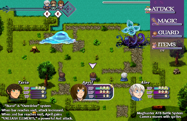 Battle Command List Rpgmaker Net: Storms Of April Images :: I Never Added A Picture Of The