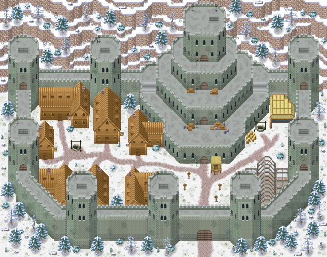 Rpg Maker Vx Ace Tower Roof 154 Best Images About Rpg Maps