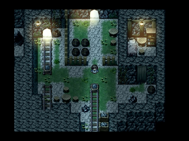 Strider's Tale Images :: Abandoned Mine :: rpgmaker.net