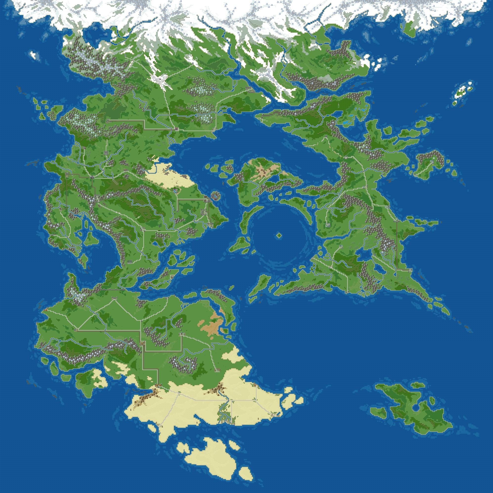 world map generator rpg