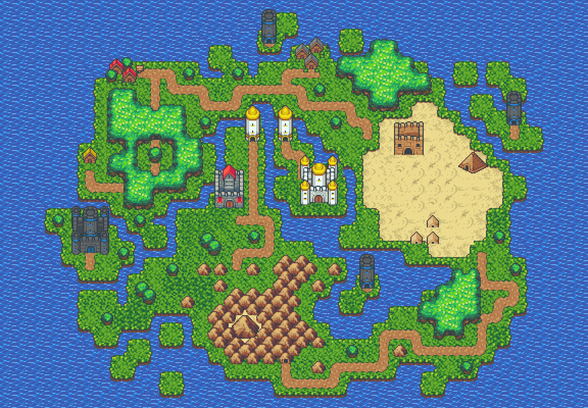 The mages familiar images this is the world map and it functions this is the world map and it functions as a stage select as you move along the road you open various new dungeons that are increasingly difficult and gumiabroncs Images