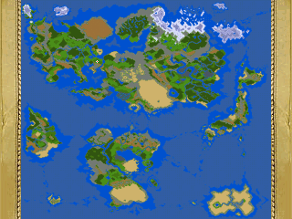 Make a worldmap item in rm2k3 rpgmaker here it is in action gumiabroncs Image collections