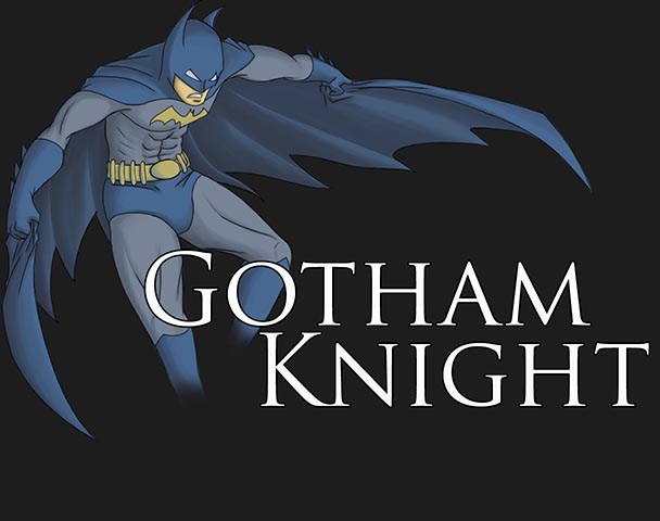 Gotham Knight Demo 3 0, an indie Adventure game for RPG