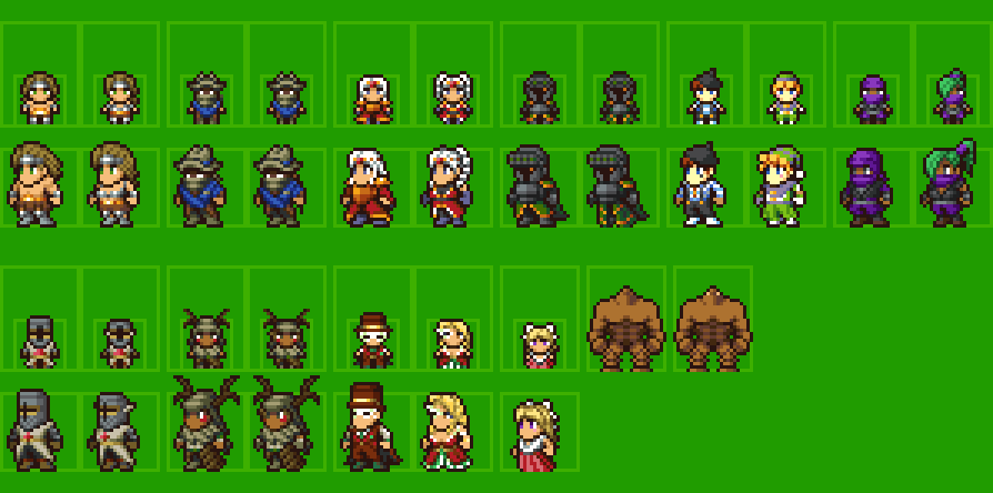 Hero's Realm: Heroic Edition Blog entries :: rpgmaker net