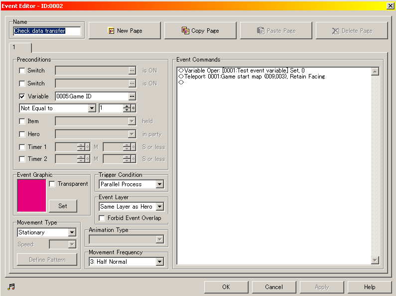Transfer save files to sequel games :: rpgmaker net