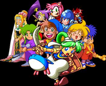 Shantae and Asha:Dream Fantasia Blog entries :: rpgmaker net