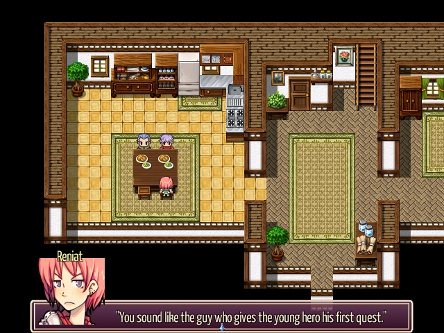 rpg maker homework salesman