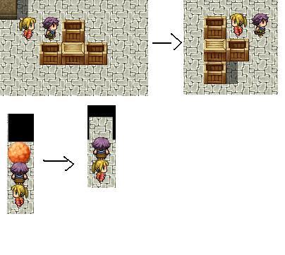 Turning Tiles? Topic :: rpgmaker net