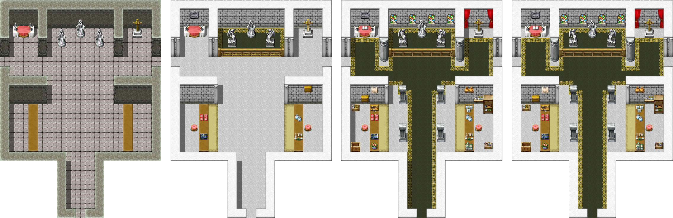 Mapping in 5 easy steps :: rpgmaker net