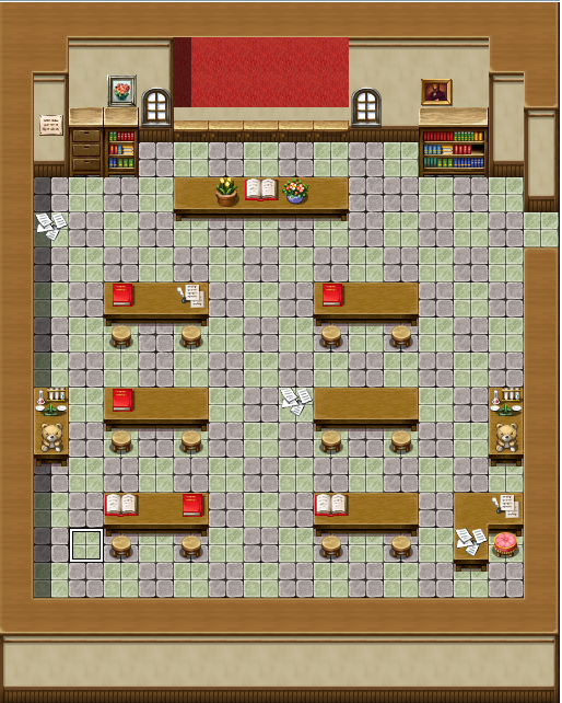 Rpg Maker Room Walls