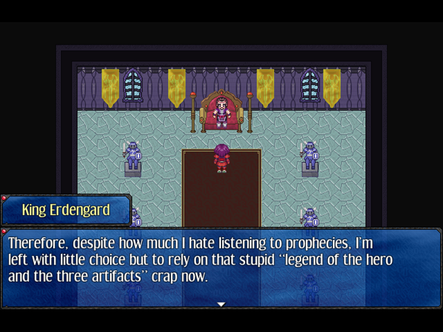 Luxaren Allure Review by Addit :: rpgmaker net