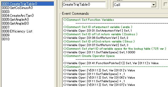 Trigonometry script for rpg maker 2003 :: rpgmaker net