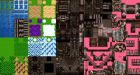 RPG maker 2K3: Modern Tilesets Topic :: rpgmaker net