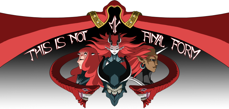 This Is Not My Final Form, an indie RPG game for RPG Maker
