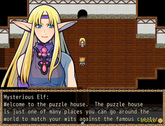 No Gold for Brigands, an indie Puzzle game for RPG Maker