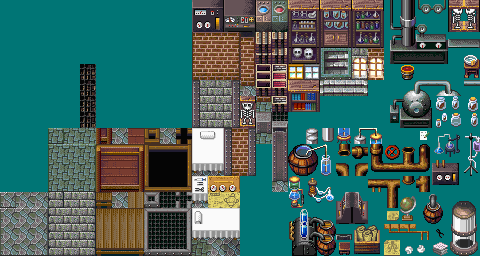 Mad Scientist Lab Chipset Topic :: rpgmaker net