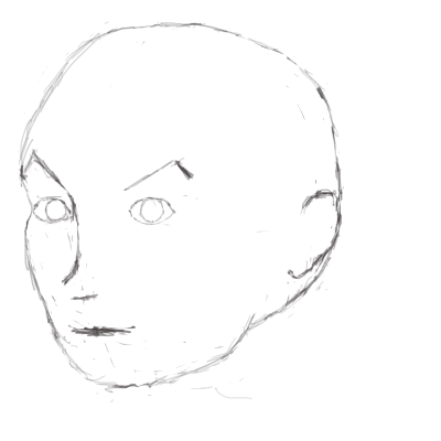 drawing with pianotm 3 4 angle face