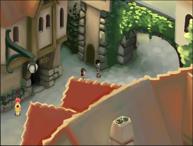 Hand Drawn/Painted Tilesets Topic :: rpgmaker net