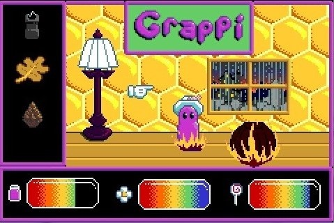Virtual grappi review by kylaila rpgmaker i am cooking pumpkin the joy is then first of all in the surprise of what object has which effect and what this all may mean solutioingenieria Choice Image