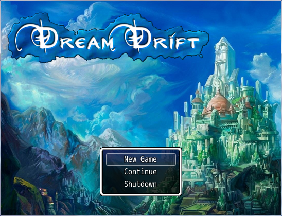 Dream Drift, an indie RPG game for RPG Maker VX Ace