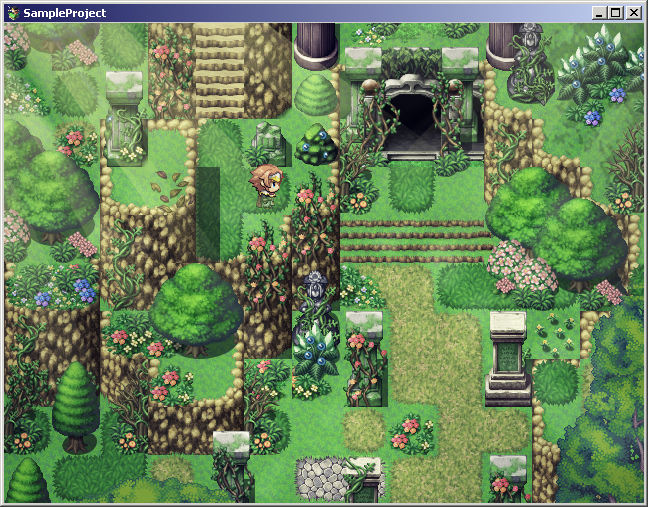 Screenshot Survival 20XX Topic :: rpgmaker.net