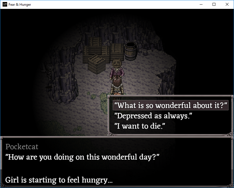 Fear and Hunger Review by NTC3 :: rpgmaker net