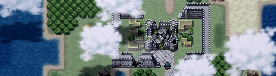 Rissa, an indie Action RPG game for RPG Maker VX Ace