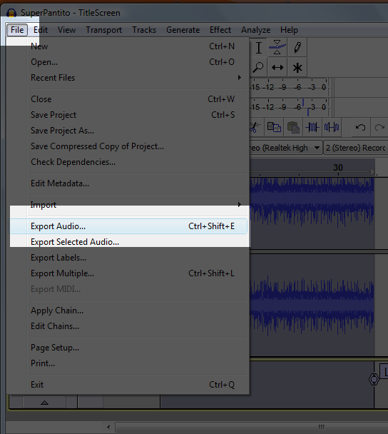 Looping OGG Files for use in RPG Maker & Others :: rpgmaker net
