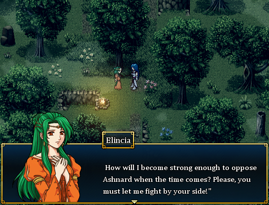FE: Heart of Dawn ( Demo available ) - Fan Projects - Serenes Forest