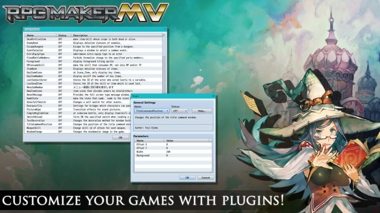 RPG Maker MV – How good it became? :: rpgmaker net