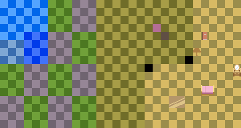 Transparent background is not transparent in tilesets Topic