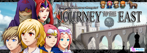 Journey to the East, an indie Action Puzzle Adventure RPG