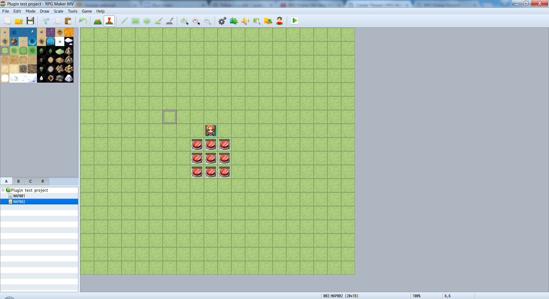 Advanced Lights Out Puzzle :: rpgmaker net